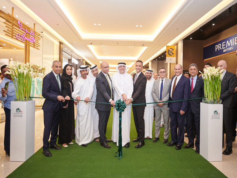 Majid Al Futtaim officially opens AED 300 million My City Centre Masdar, set to be Abu Dhabi's most sustainable mall